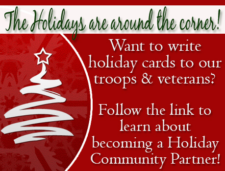 veterans day free greeting cards - Christmas Cards For Veterans